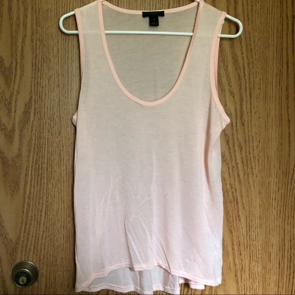 63abceeef8901 NWOT J. Crew Tank Top Stretchy Very Comfortable S
